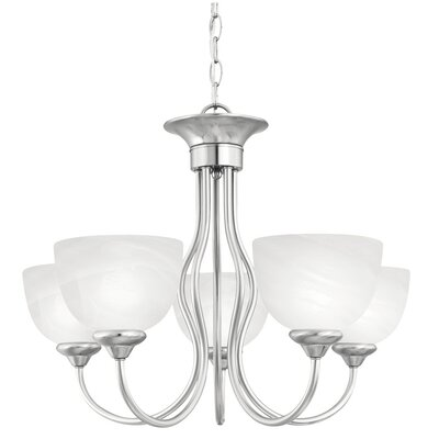 Tahoe 5 Light Chandelier Product Photo