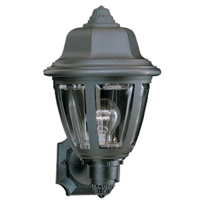 Thomas Lighting Plastic Outdoor 1 Light Sconce & Reviews Wayfair