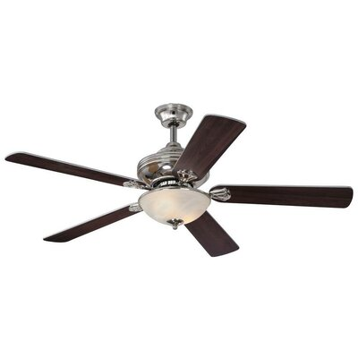 """52"""" Anderson 5 Blade Indoor Ceiling Fan Product Photo"""