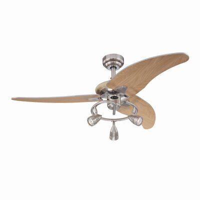 "48"" Elite 3 Blades Ceiling Fan Product Photo"