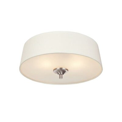 Parker Mews 2 Light Flush Mount Product Photo