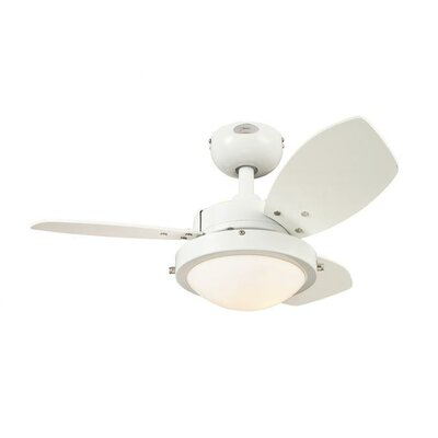30 Wengue 3 Blade Ceiling Fan Product Photo