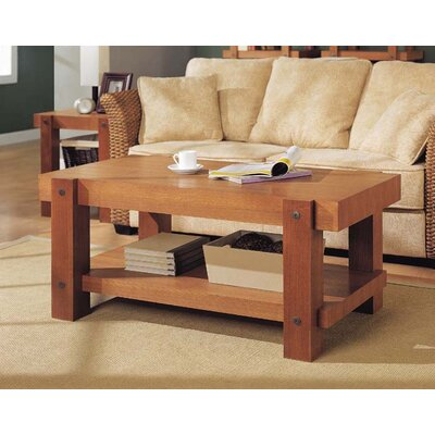 Robust Coffee Table by OIA