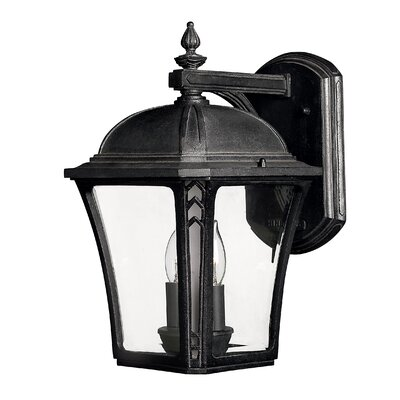 Hinkley Lighting Wabash 2 Light Wall Lantern