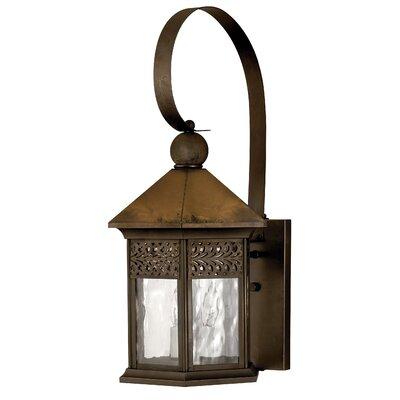Hinkley Lighting Westwinds 3 Light Wall Lantern