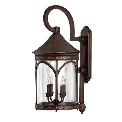 Hinkley Lighting Lucerne 4 Light Wall Lantern