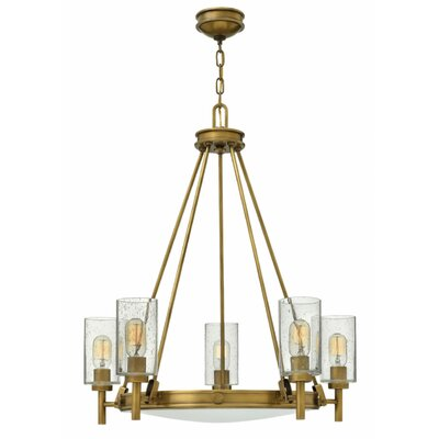 Collier 5 Light Chandelier Product Photo