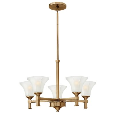 Hinkley Lighting Abbie 5 Light Chandelier