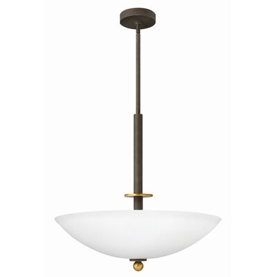 Cooper 4 Light Invert Foyer Inverted Pendant by Hinkley Lighting