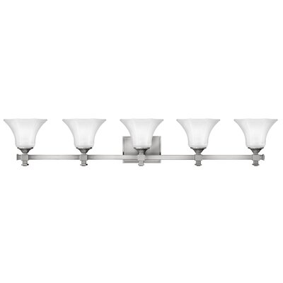 Abbie 5 Light Bath Vanity Light Product Photo