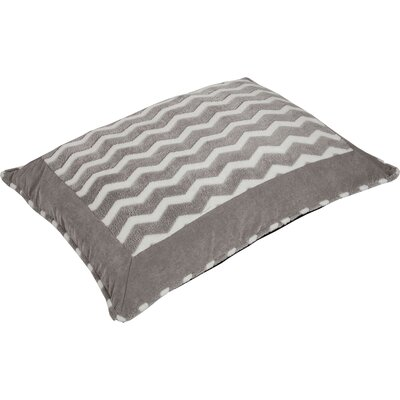 Snoozzy Hip as a Zig Zag Softie Pillow by Precision Pet