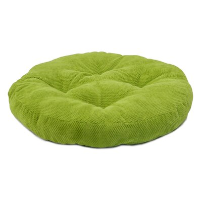 Cute as a Button Round Dog/Cat Pillow by Precision Pet