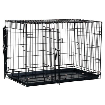 Great Crate 2 Door Dog Crate by Precision Pet