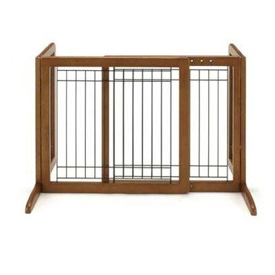 Freestanding Pet Gate by Richell
