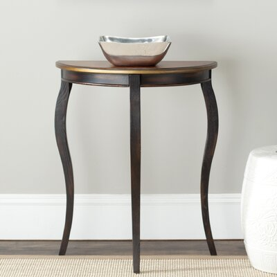 Ava French Demilune End Table by Safavieh