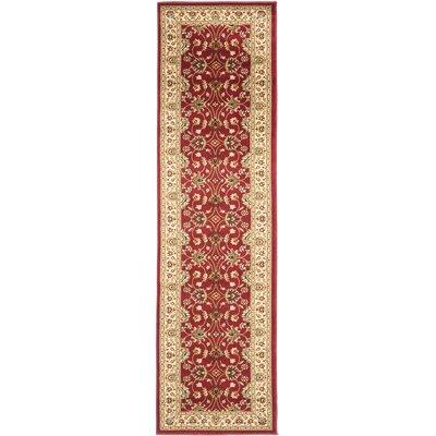 Safavieh Lyndhurst Red/Ivory Persian Area Rug