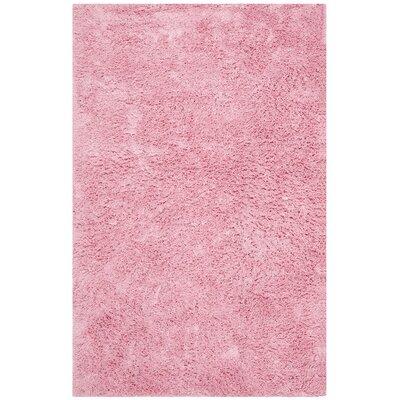 Safavieh Shag Pink Area Rug SG240P
