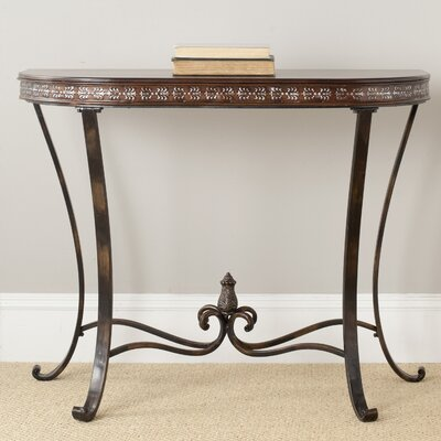 Richard Demilune Console Table by Safavieh