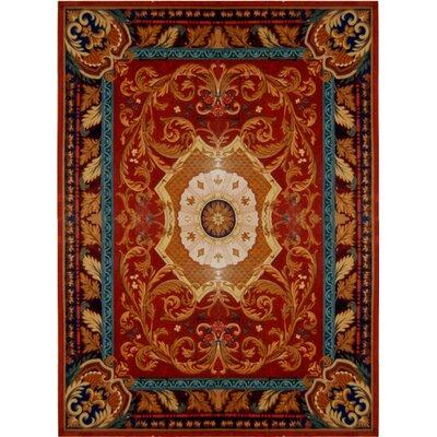 Safavieh Empire Red/Burgundy Rug