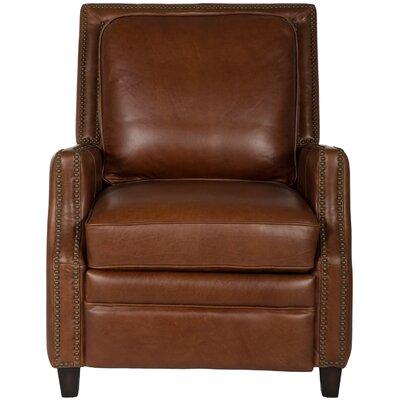 Buddy Italian Leather Recliner by Safavieh