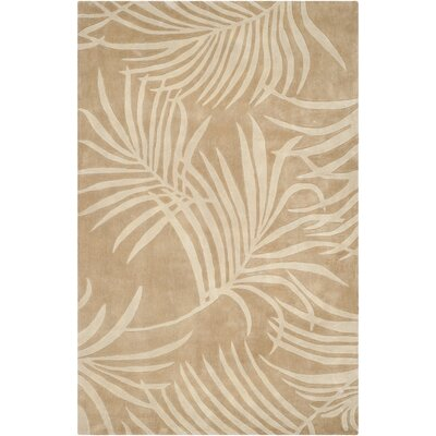 Total Performance Hand-Hooked Beige Area Rug by Safavieh