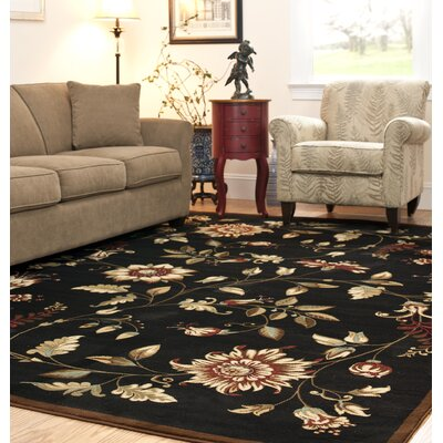 Safavieh Lyndhurst Black Area Rug