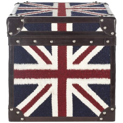 Safavieh England Square Trunk