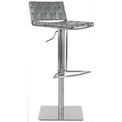 Safavieh Darius Adjustable Height Bar Stool with Cushion