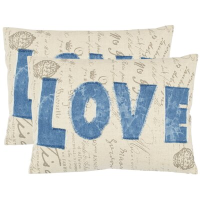 Safavieh Mallory Cotton Lumbar Pillow