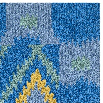 Safavieh Four Seasons Indigo & Yellow Area Rug