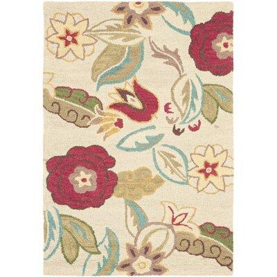 Safavieh Blossom Beige/Multi Floral Area Rug