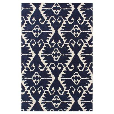 Wyndham Royal Blue/Ivory Rug by Safavieh