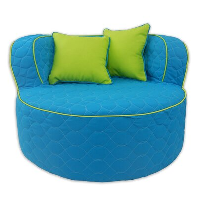 Throw Back Chair by Fun Furnishings