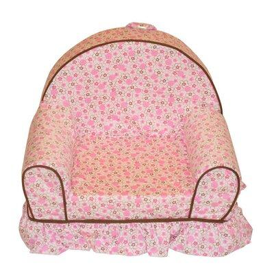 My First Chair in Sweet Jane Organic Fabric by Fun Furnishings