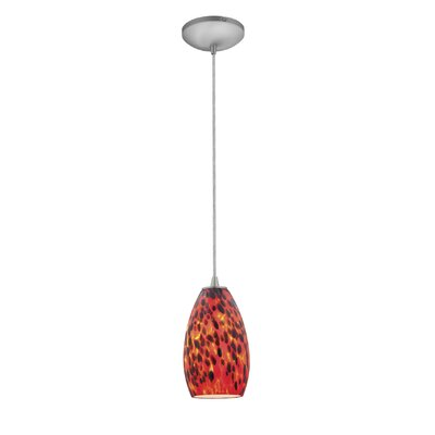 Champagne 1 Light Pendant by Access Lighting