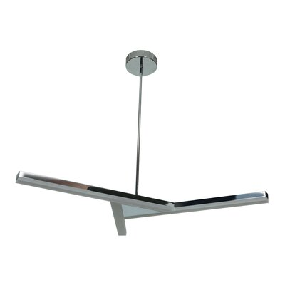 Aviator 3 Light Kitchen Island Pendant Product Photo