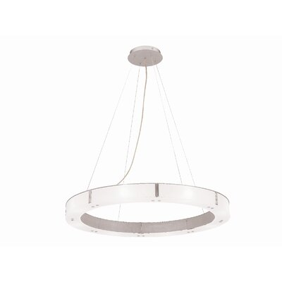 Oracle 8 Light Drum Pendant by Access Lighting