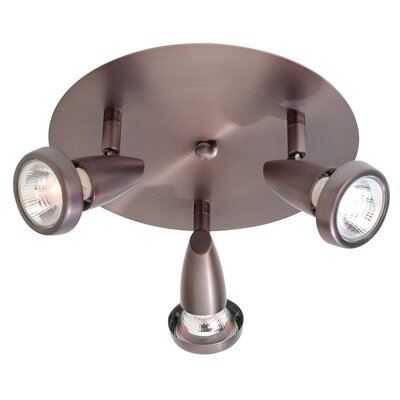 Mirage 3 Light G Cluster Spot Light by Access Lighting