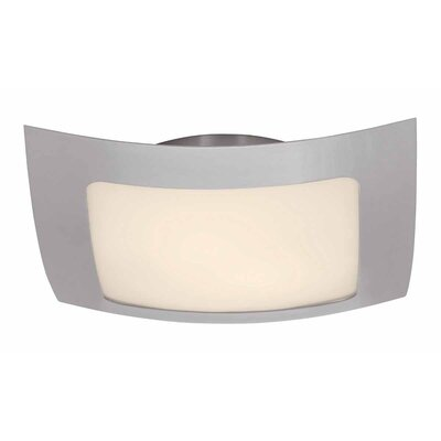 Argon Semi Flush Mount by Access Lighting
