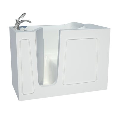 "Captains Series 53"" x 26"" Soaking Bathtub Product Photo"