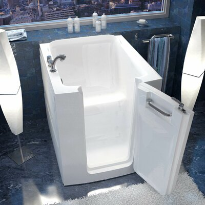 "Durango 32"" x 38"" Soaking Bathtub Product Photo"