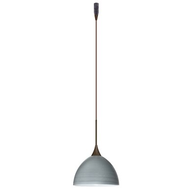 besa lighting brella 1 light mini element track pendant. Black Bedroom Furniture Sets. Home Design Ideas