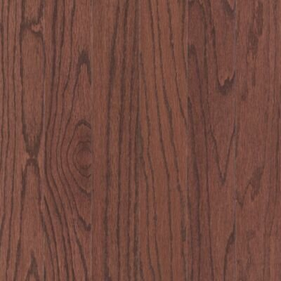 "Mohawk Flooring Oakland 3"" Engineered Oak Hardwood Flooring in Cherry"