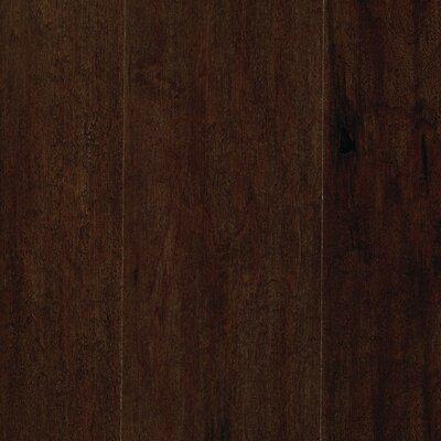 "Mohawk Flooring Marcina 7"" x 54"" x 8mm Maple Laminate in Chocolate Maple"