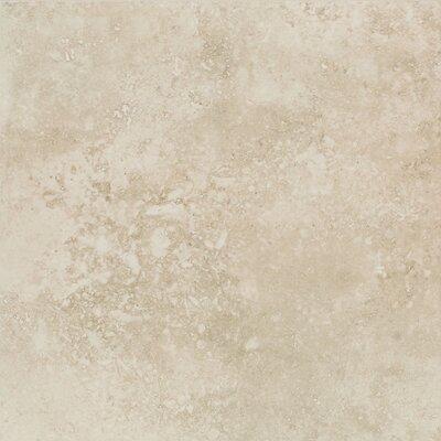 "Mohawk Flooring Mirador 20"" x 20"" Porcelain Field Tile in Ivory Cream"
