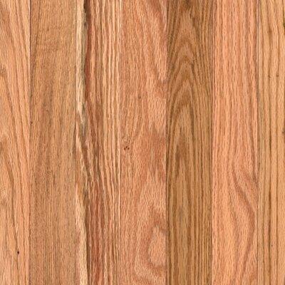 "Mohawk Flooring Rivermont 2-1/4"" Solid Oak Hardwood Flooring in Natural"
