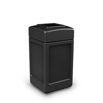 Commercial Zone PolyTec Square Waste Container