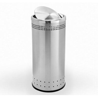 Commercial Zone Precision Series 15-Gal Trash Can
