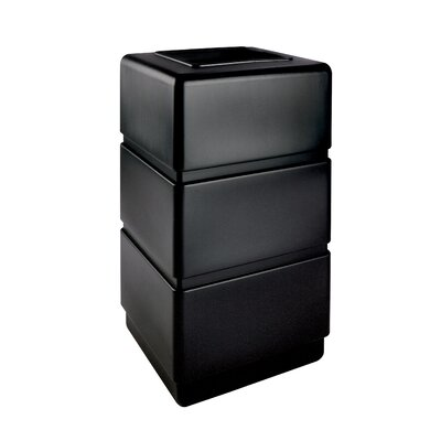 Commercial Zone PolyTec 38-Gal 3-Tier Waste Container
