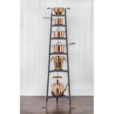 Old Dutch International Six Shelf Cookware Stand